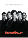 Silicon Valley Icon Poster Masterprint