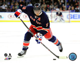 New York Rangers - Marc Staal 2013-14 Action Photo