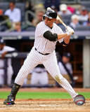 New York Yankees - Carlos Beltran 2014 Action Photo
