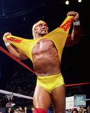 WWE World Wrestling Entertainment - Hulk Hogan Posed Photo