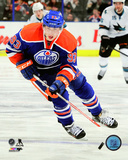 Edmonton Oilers - Ryan Nugent-Hopkins 2013-14 Action Photo