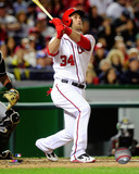 Washington Nationals - Bryce Harper 2014 Action Photo