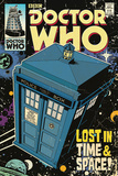 Doctor Who - Lost in Time & Space Plakater