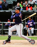 Minnesota Twins - Joe Mauer 2014 Action Photo