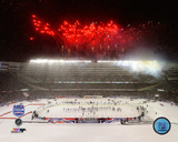 Chicago Blackhawks - Soldier Field 2014 NHL Stadium Series Photo