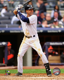 New York Yankees - Derek Jeter 2014 Action Photo