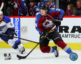 Colorado Avalanche - Nathan MacKinnon 2013-14 Action Photo