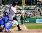 Detroit Tigers - Miguel Cabrera 2014 Action Photo