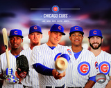 Chicago Cubs 2014 Team Composite Photo