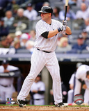 New York Yankees - Brian McCann 2014 Action Photo