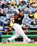 Pittsburgh Pirates - Pedro Alvarez 2014 Action Photo