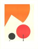 Ohne Titel Poster von Vassilakis Takis