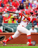 St Louis Cardinals - Kolten Wong 2014 Action Photo