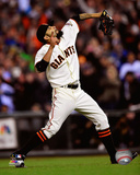 San Francisco Giants - Sergio Romo 2014 Action Photo