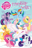 My Little Pony Friendship Prints