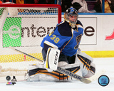 St Louis Blues - Ryan Miller 2013-14 Action Photo