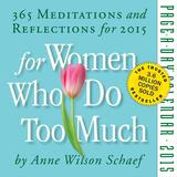 Women Who Do Too Much - 2015 Calendar Calendars