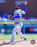 Kansas City Royals - James Shields 2014 Action Photo