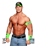 World Wrestling Entertainment - John Cena 2014 Posed Photo