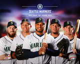 Seattle Mariners 2014 Team Composite Photo