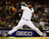 New York Yankees - CC Sabathia 2014 Action Photo