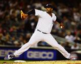 New York Yankees - CC Sabathia 2014 Action Photo