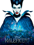 Maleficent Poster Masterprint