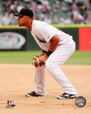 Chicago White Sox - Jose Abreu 2014 Action Photo
