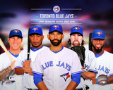 Toronto Blue Jays 2014 Team Composite Photo