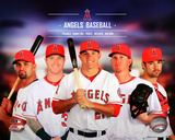 Los Angeles Angels 2014 Team Composite Photo