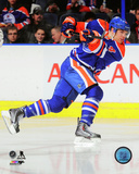 Edmonton Oilers - Taylor Hall 2013-14 Action Photo