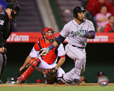 Seattle Mariners - Robinson Cano 2014 Action Photo