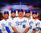 Kansas City Royals 2014 Team Composite Photo