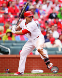 St Louis Cardinals - Matt Holliday 2014 Action Photo