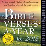 365 Bible Verses A Year - 2015 Calendar Calendars