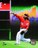 Washington Nationals - Jayson Werth 2014 Action Photo