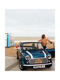 Traveler Regular Photographic Print by Julien Capmeil
