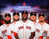 Boston Red Sox 2014 Team Composite Photo