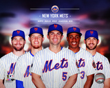 New York Mets 2014 Team Composite Photo