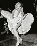 Marilyn Monroe 1954, New York City Photo