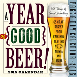 A Year of Good Beer! - 2015 Calendar Calendars