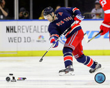 New York Rangers - Dan Girardi 2013-14 Action Photo