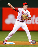 Philadelphia Phillies - Chase Utley 2014 Action Photo