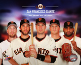 San Francisco Giants 2014 Team Composite Photo