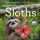 Hangin' with Sloths - 2015 Calendar Calendars