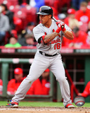 St Louis Cardinals - Kolten Wong 2014 Action Photo