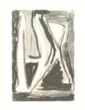 Sans Titre (1977) Kunstdrucke von Bram van Velde