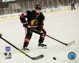 Chicago Blackhawks - Patrick Kane 2014 NHL Stadium Series Action Photo