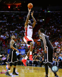 Miami Heat - LeBron James 2013-14 Action Photo