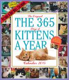 365 Kittens a Year - 2015 Calendar Calendars